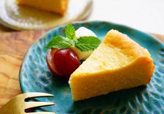 【甘~い夜スイーツ】彼も絶賛! 混ぜて焼くだけ「ベイクドチーズケーキ」