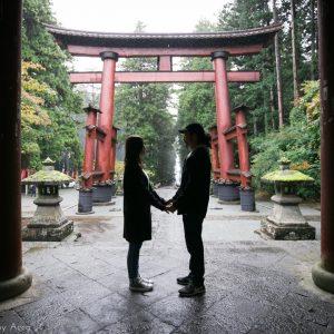 【山梨恋愛パワースポット】富士山「縁結び」女神がいる神社に行ってみた!
