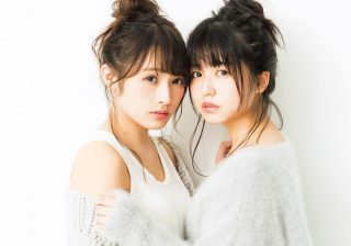 欅坂46・長濱ねる「女神さまみたい」と話す渡辺梨加の美しすぎるショット