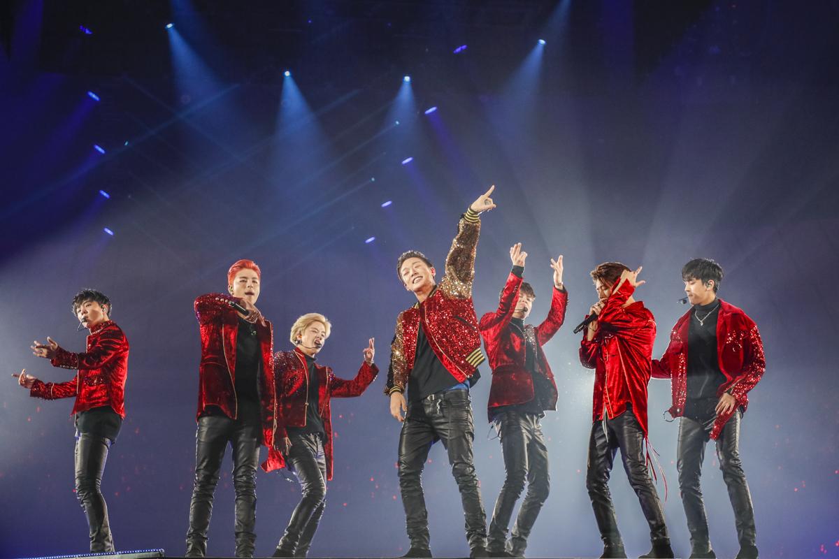 iKON ライブ②