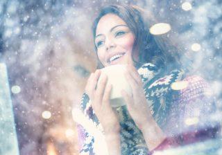 さむっ、布団から出たくない…冬の朝でも確実にスッキリ目覚める方法