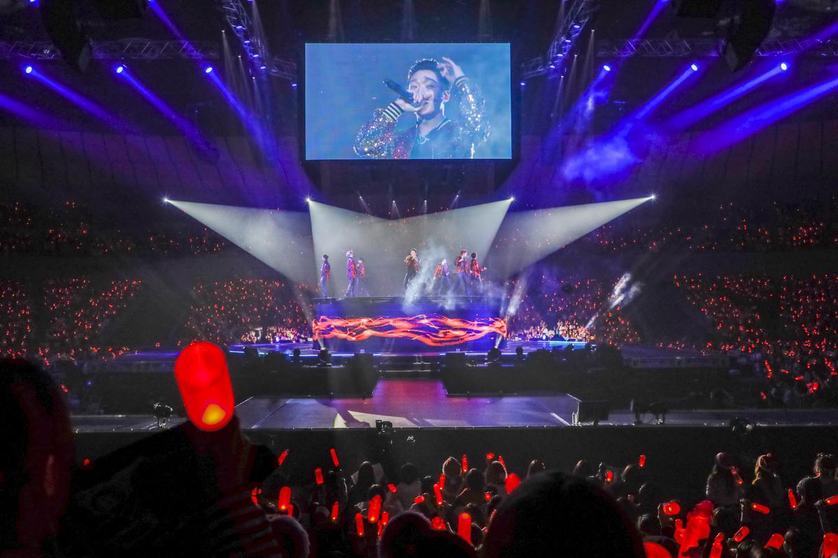 iKON ライブ③