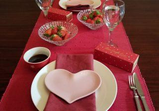 2月のお泊りデート…彼メロメロの甘~い装い「チョコのテーブルコーデ」 #8