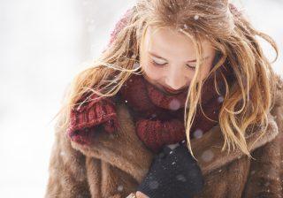 モコモコに胸ズッギューン…男が寒い日に女性を「カワイイ」と思う瞬間