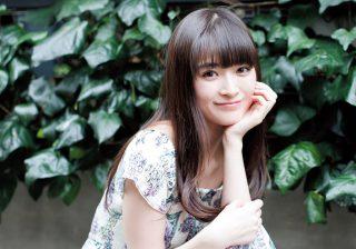 女優・優希美青の好きなタイプはあのアニメキャラ…「いつか会いたいな~」