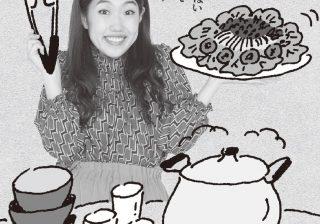 """横澤夏子「""""いい女""""は食べ放題でも""""野菜""""を頼む」 そのワケは…"""
