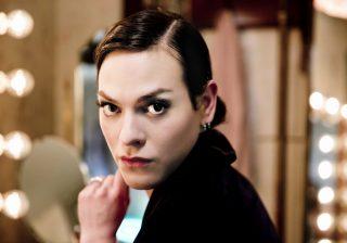 注目のトランスジェンダー女優に直撃! 人生に必要な3つの要素とは?
