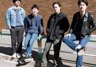 新世代シティポップバンド・Yogee New Waves、メンバーは「犬」?