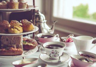 なるほど、納得…イギリスの食器、花柄が多いのはなぜ?  #14