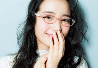 """ゾフなら5000円〜で叶います。この春、幸運を呼ぶ鍵は""""目ヂカラ""""。 新しいメガネで、ラッキーを引き寄せる!"""