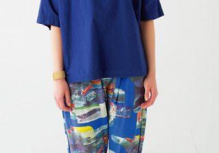 難しそうだけど…「柄パンツ」を今年っぽくおしゃれに着るには?