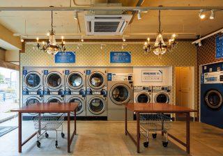 洗濯中はカフェでまったり ベルリン発のランドリーがオシャレすぎ!