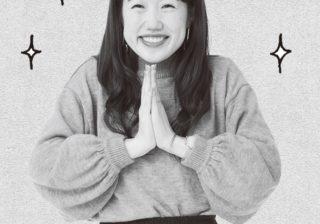 """ネタ元は自分のマネージャー 横澤夏子が""""いい女""""になりきり!"""