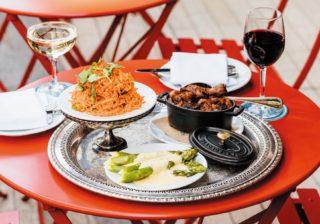 NY、パリに続き3号店が日本に! シェアして楽しむフランス料理店