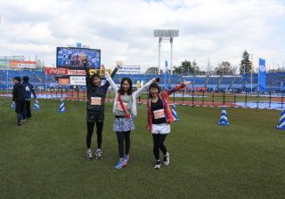 1kmで息切れしてたアラサー女が…「神宮球場リレーマラソン2018」挑戦記
