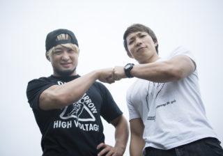 いま大人気の新日本プロレス。若き次世代エース・SHO&YOHが登場!