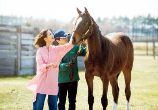 """""""わたしのサラブレッド""""を見つけよう!小さな出資で大きなワクワク。 競走馬の「バヌーシー」になる!"""