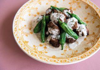 肉団子がエキゾティックな料理に変身! 「ローズマリー」レシピ