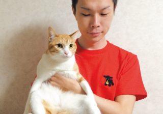 猫にベタ惚れ! ハライチ・岩井勇気「二次元に対抗できる唯一の存在」