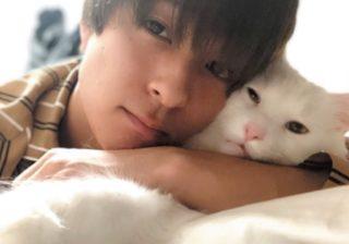 Da-iCE・和田颯、愛猫とのラブラブエピソードとは?