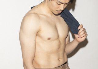 篠山竜青選手の鍛えた胸と腕に注目! Bリーグの「日本一騒がしい」チームといえば…。