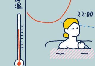 お風呂は布団に入る何分前がいい? 良質な睡眠を導くには…