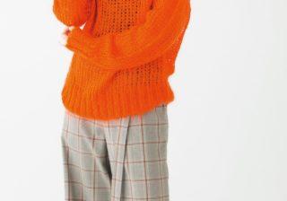 """秋冬の定番""""オレンジ"""" 今年のアイテムを最速チェック!"""