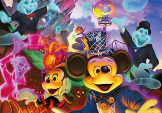 新パレードも ディズニー・ハロウィーンの季節がやってきた!