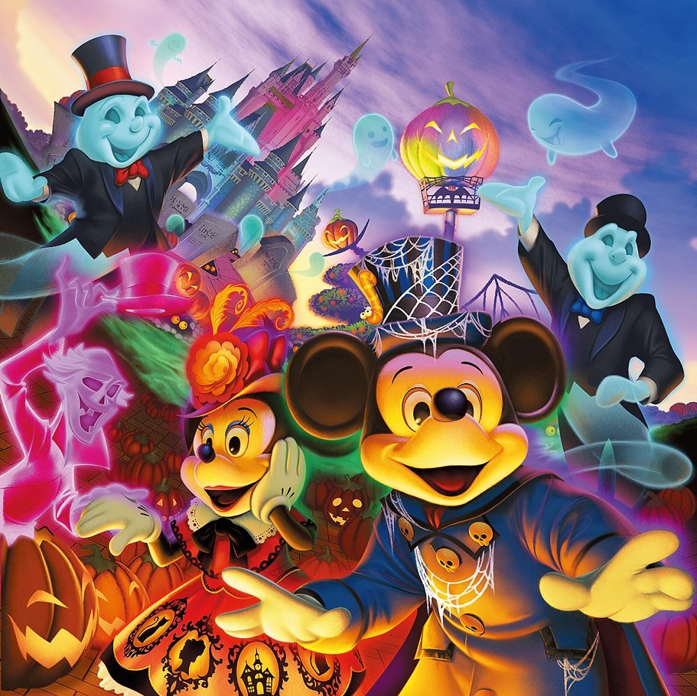 新パレードも ディズニー・ハロウィーンの季節がやってきた! | anan