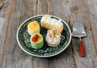 食後にぺろりといける! 『Cuisson』のキュートなフランス菓子