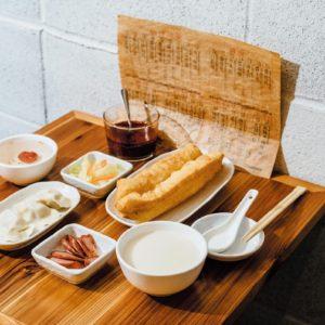 じゅんわり食感がたまらない! 中国の揚げパン朝食を東京で