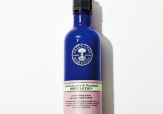 ニールズヤード、官能的な香りのボディローションで女を磨く!