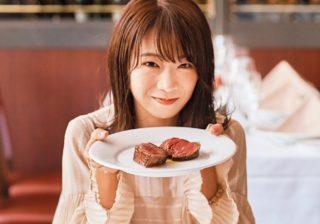 """乃木坂46・秋元真夏 ライブ後に食べたくなるのは""""塊肉""""!"""