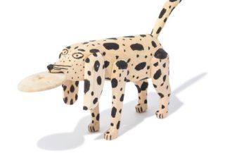 キュートなメキシコ雑貨5選 犬のオブジェがくわえているのはなんと…!