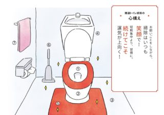 汚いとヤバい…「トイレ掃除で開運」するための7つのチェックポイント