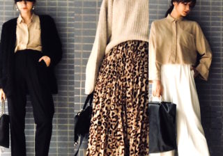 今買いたいのは「ヘルシーな女っぽシャツ」! 着回しモテコーデ3選 | デイリーアイテム着回し3Days #95