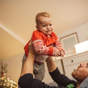 赤ちゃんの夜泣き解決方法…! 生後8か月の育児 後編 #30