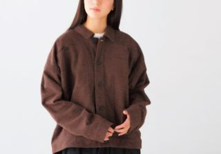 この冬は「ベイクドカラー」 ユニセックスのシャツが使える!
