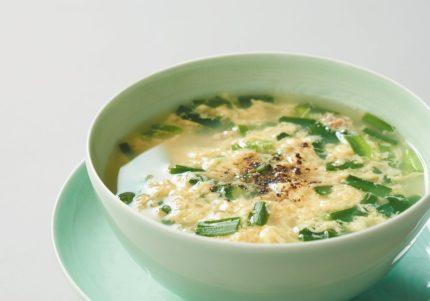 冷えに即効く! 10分以内でできる、お手軽スープレシピ4選