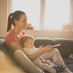 赤ちゃんにテレビを見せていい…?生後9か月の育児 後編 #32