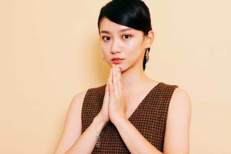 次世代女優アンジェラ・ユン「オダギリジョーさんの頭の中はまるで…」 – 写真・大内香織(アンジェラ・ユン)
