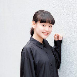 """『中学聖日記』の""""マスク女子""""西本まりん 素顔はおちゃらけキャラ?"""