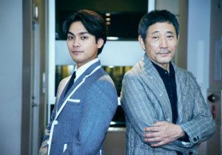 『夜明け』の柳楽優弥と小林薫が語る「神様が降りてきた」瞬間とは?