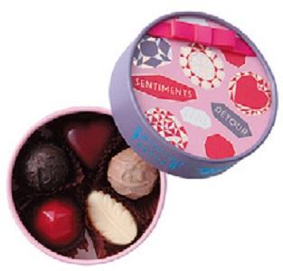 フルーツチョコレート