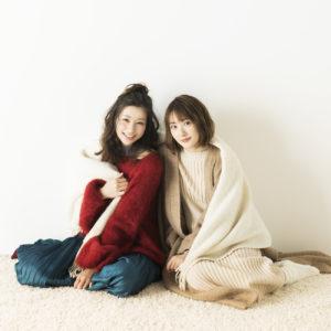 足立梨花&生駒里奈サイン入りエコバッグが当たる!anan×COOL CHOICE Twitterキャンペーン