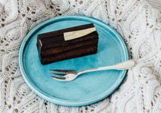 """口どけ抜群! 有名ショコラトリー出身シェフが作る""""チョコケーキ"""""""