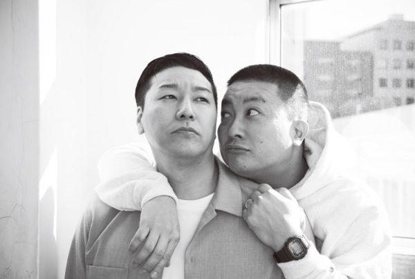 どんだけ~! IKKO&和泉元彌のチョコプラ「もう自分が誰だかわからない」 | ananweb – マガジンハウスのご紹介です。