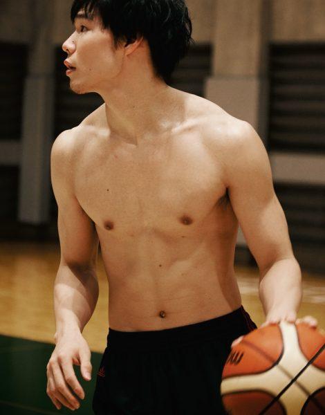 馬場雄大 東京オリンピック バスケットボール日本代表