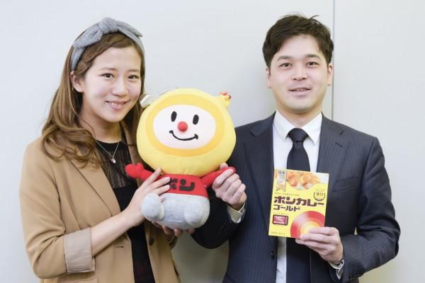 レトルト製品担当 プロダクトマネージャーの垣内さん。