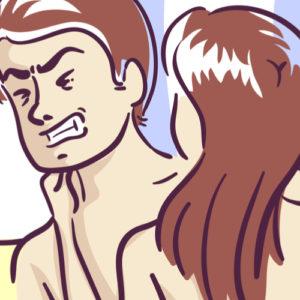 け、毛深い…!男が正直萎えた「彼女のムダ毛事情」3例